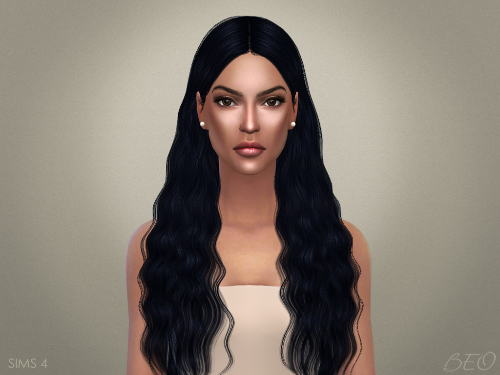 Sim - Lisa The Sims 4 by BEO