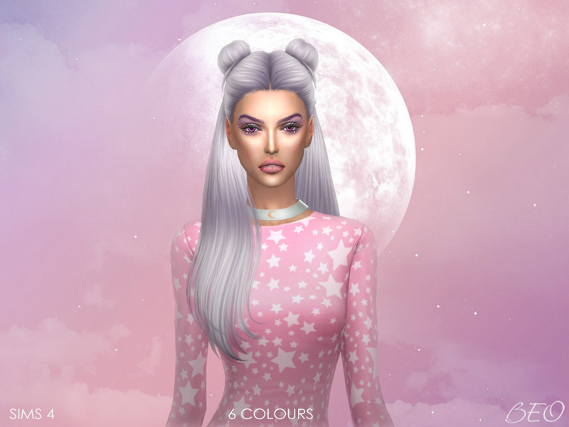 Dress - Stars for The Sims 4 by BEO (5)