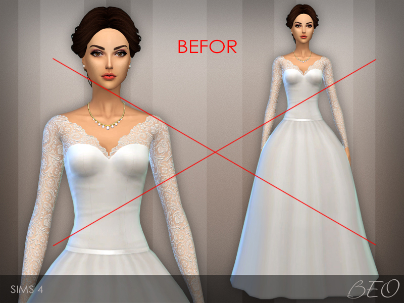 Wedding dress 25 V.2 (2)