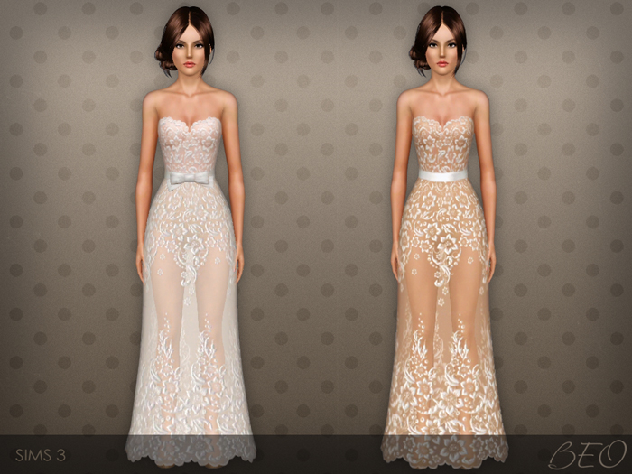 Dress 028-029 for The Sims 3 by BEO (2)