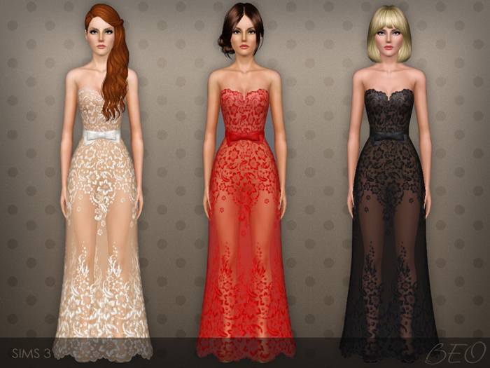 Dress 028-029 for The Sims 3 by BEO (3)