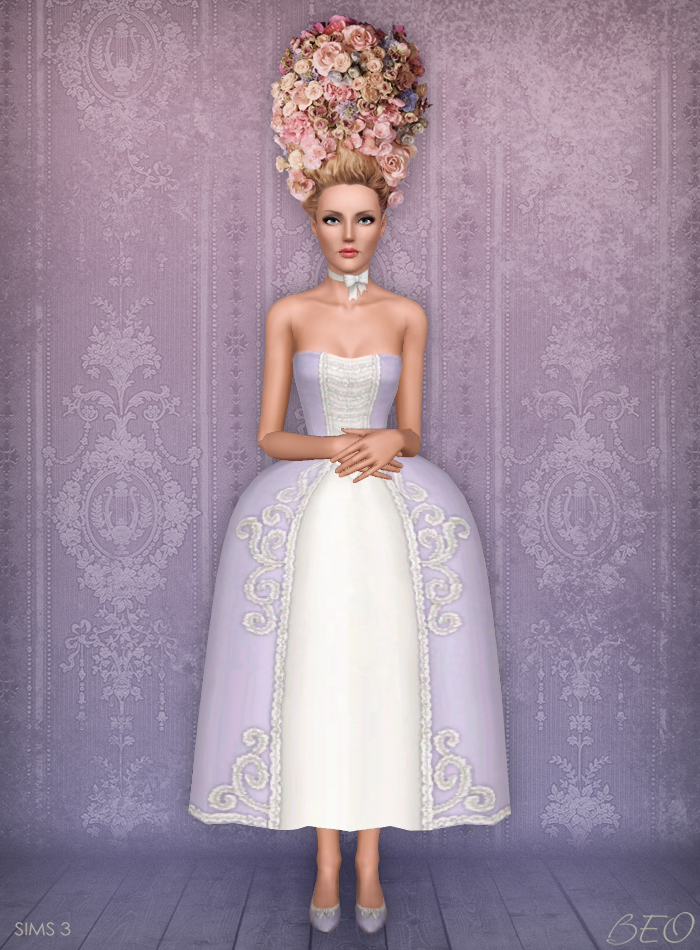 Stylization Rococo 3 for Sims 3 by BEO