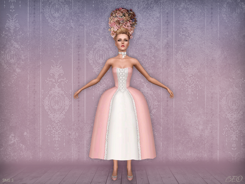 Stylization Rococo 2 for The Sims 3 by BEO