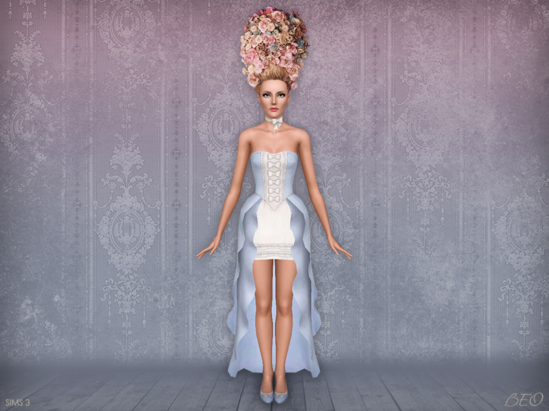 Stylization Rococo 1 for The Sims 3 by BEO