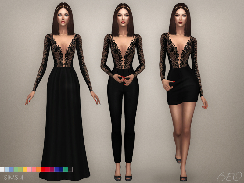 Collection - Rita for The Sims 4 by BEO (2)