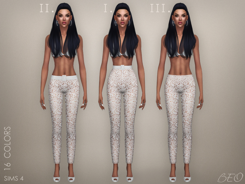 Pants - Serena for The Sims 4 by BEO
