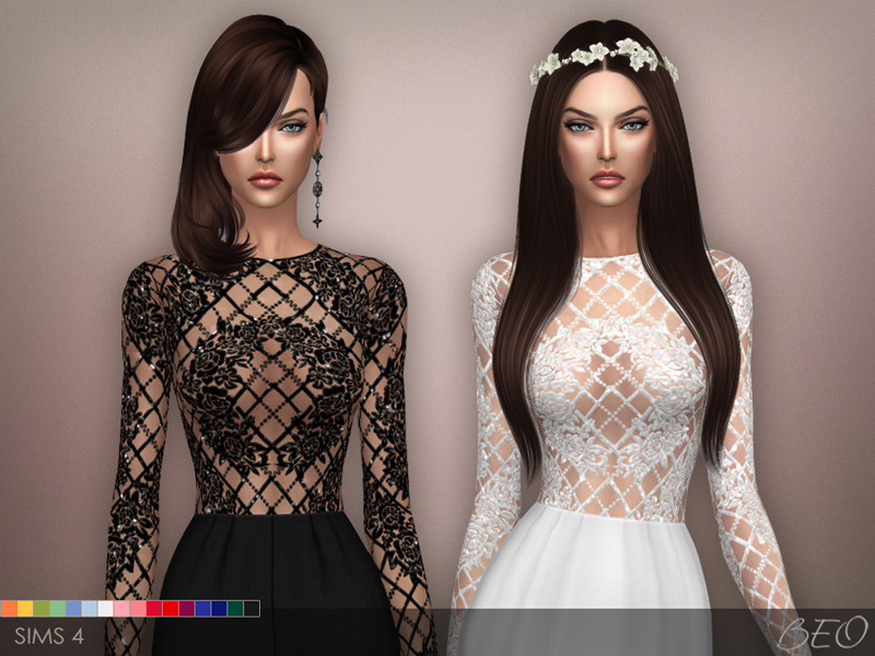 ZM Inspiration collection for The Sims 4 by BEO (1)